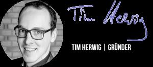 Tim Herwig Kurzprofil