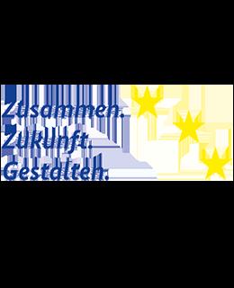 Zusammen Zukunft Gestalten Logo
